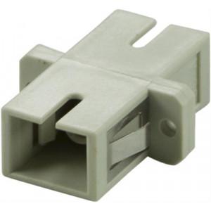 DELTACO skarvdon, fiber, SC-SC, multimode, simplex, keramisk, plast
