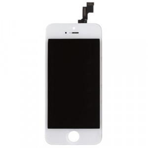 display glas iPhone 5s vit net2world