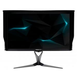 "Acer Predator X27 LED display 68,6 cm (27"") 4K Ultra HD Platt Svart"