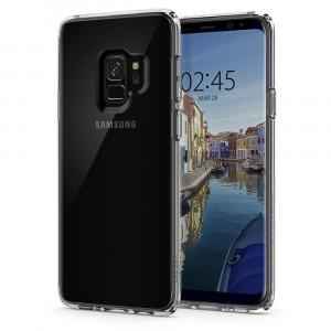 Spigen Galaxy S9 Case Ultra Hybrid Crystal Clear